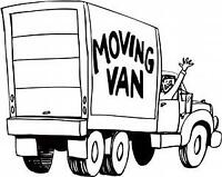 Looking for cash labour unloading moving truck on July 10