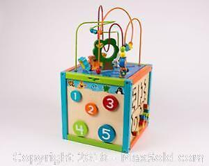 Large Wooden Box Toy