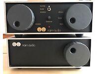 Naim NAP 110 & NAC 42.5 - hi fi amplifier and pre-amp