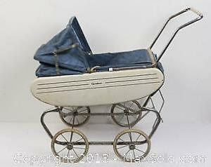 GENDRON Vintage Child's Baby Carriage/Pram