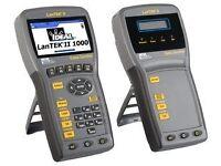 LANTEK II 350/500/1000 SERIES CABLE CERTIFIER
