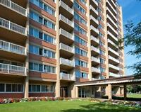 One bedroom apartment for rent in convenient West Montreal Area!
