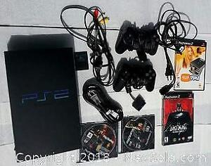 Playstation 2, PS2 & Accessories