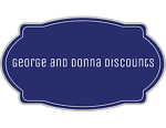 George and Donna Discount Shop