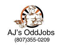 AJ's OddJobs