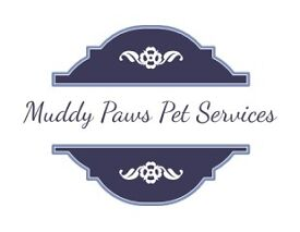 Muddy Paws Pet Services (COVERING MANCHESTER & SURROUNDING AREAS)
