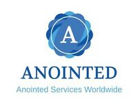 ANOINTED SECURITY SERVICES IS RECRUITING NOW!!