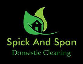 End of tenancy , carpet , oven, deep regular clean