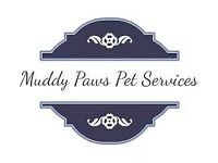 Muddy Paws Pet Services (COVERING THE WHOLE OF MANCHESTER AND SURROUNDING AREAS)