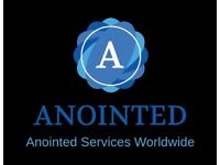 ANOINTED SECURITY SERVICES RECRUITING SIA LICENSED GUARDS ACROSS THE UK