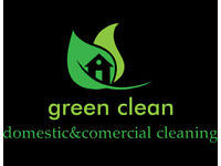 Domestic and Comercial Cleaning Services