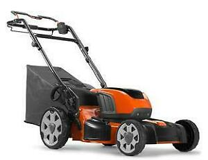 J & L Services Husqvarna LE221R Battery Lawn Mower - Self Propelled