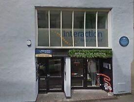 City Centre Shop to let