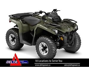 2016 Can-Am Outlander L DPS 450 ATV