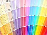 Painter and decorator painting Cambridge - prices start from just £20 for a front door!