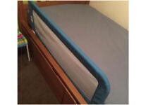 Child's bed bumper