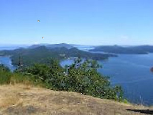 For Rent – Galiano Island – $500 Rooms