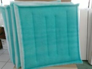 Paint booth intake filters ebay for Paint booth filters 20x20