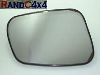 CRD100640 Land Rover Discovery 2 Right Hand Door Mirror Glass 94-04 TD5 V8
