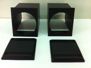 Kit Panda Nero Mobili x box + griglie