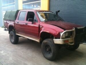 WRECKING Toyota Hilux 89 - 97 LN106 ALL PARTS 4x4