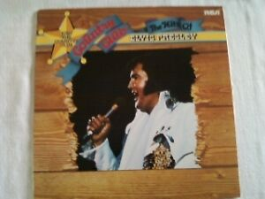 Country Club The Hits of Elvis Presley LP Album