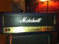 MARSHALL 30 TH ANNIVERSARY 100 WATT HEAD IMMACULATE