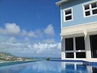 Villa for rent St. Kitts Frigate Bay