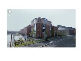 2 Bed Flat, Stanza Court £575 per month, furnished with off road car space