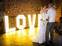 *Magic Mirrors, Photo booths, Sweet Carts, 4ft & 3ft Love letters. Package deals available