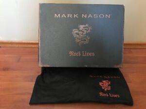 Unique Men's Mark Nason Boots - NEW
