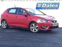 2017 Seat Ibiza 1.2 TSI 110 FR Technology 5dr 5 door Hatchback