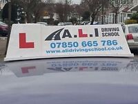 A.L.I Driving School | Automatic & Manual Driving Lessons