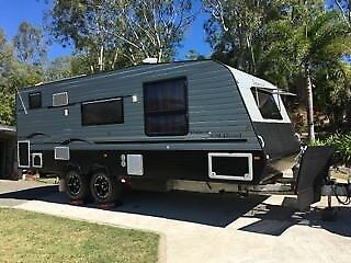 21 ft Imperial Palace Offroad caravan for sale Habana Mackay Surrounds Preview