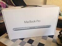 BOX ONLY Apple MacBook