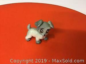 Early Disney Wade tea figurine, Scamp, rare