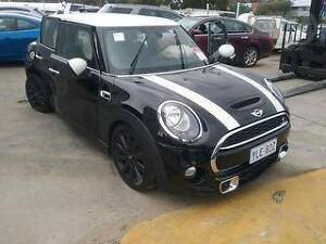 2015 MINI Cooper S Hatch wrecking for parts . Broadmeadows Hume Area Preview
