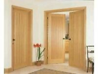 ANDREW DOOR FITTING. LAMINATE FLOORING & MORE