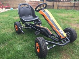 Kettler Go Kart for Ages 7-10 years old