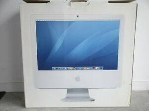 2007 Apple iMac Bongaree Caboolture Area Preview