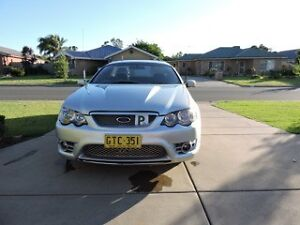 2000 AU Ford Falcon Ute BA FPV MOCK UP Wagga Wagga Wagga Wagga City Preview