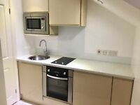executive 1 bed fully furn apt, utility bills incl, close to city centre, L72RN, intercom, must view