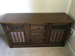 Vintage stereo console $100 OBO