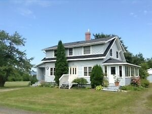 Family House to Rent - Smith's Cove, between Digby and Annapolis
