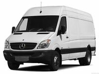 SINGLE ITEM DELIVERY/PALLET/SKID/SMALL MOVING-MAN WITH VAN!