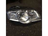 vw passat b6 drivers side headlight for sale complete call for any info thanks