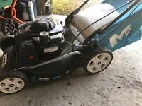 Petrol Mac Allister lawnmower for sale £100