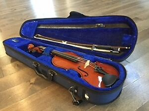 Violins for sale: 1/8 - 1/2 size $250-325
