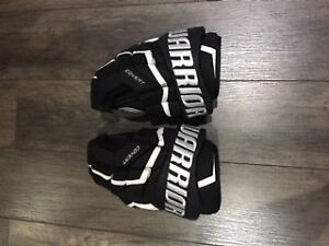 Brand new Warrior Covert hockey gloves