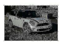 MINI COOPER S CLUBMAN R55 BREAKING FOR SPARES AND REPAIRS CAT B BREAKER CALL FOR ANY PARTS